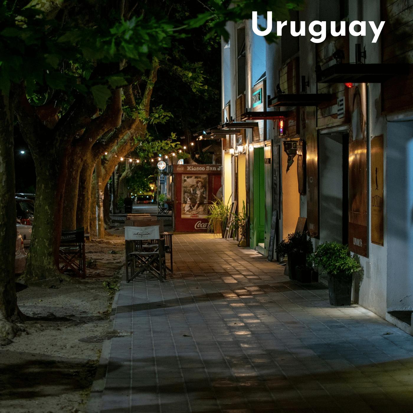 Uruguay Bucket List