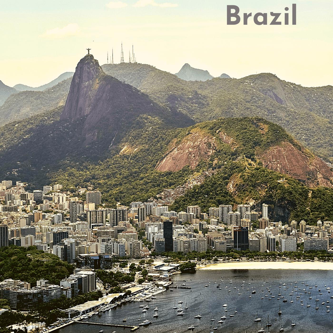 Brazil Bucket List