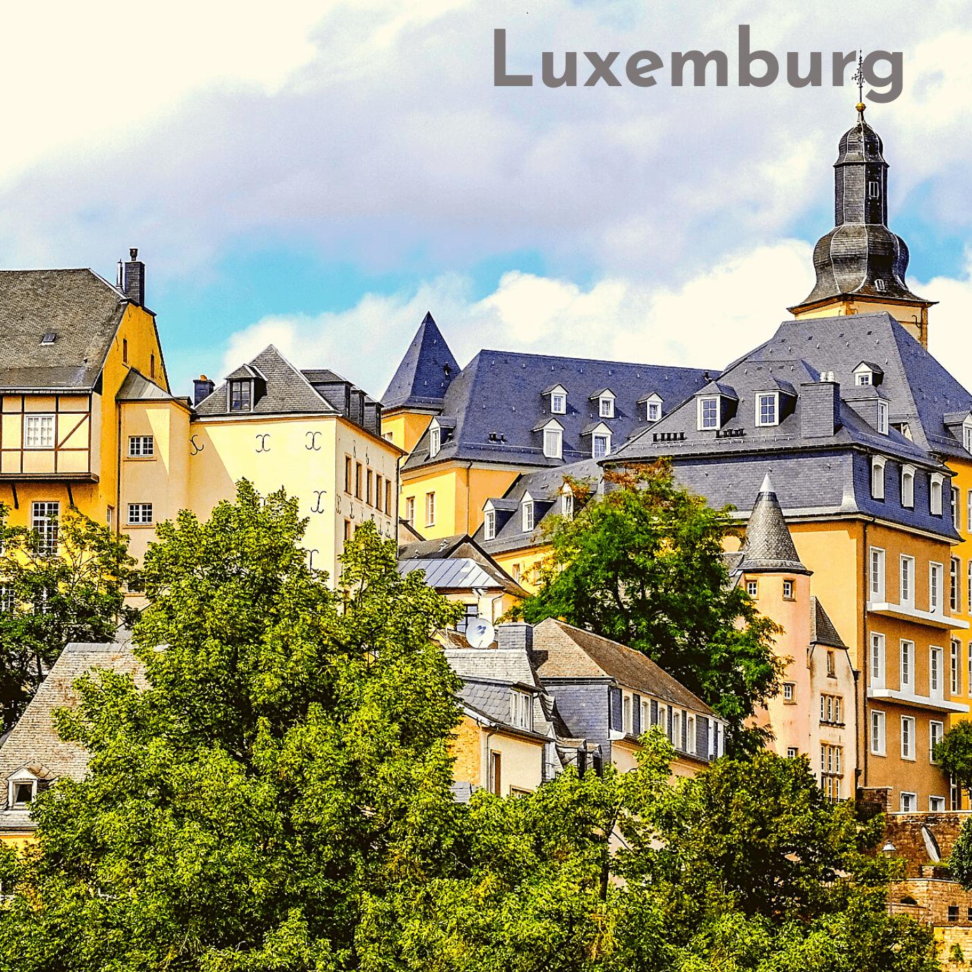 Luxemburg Bucket List