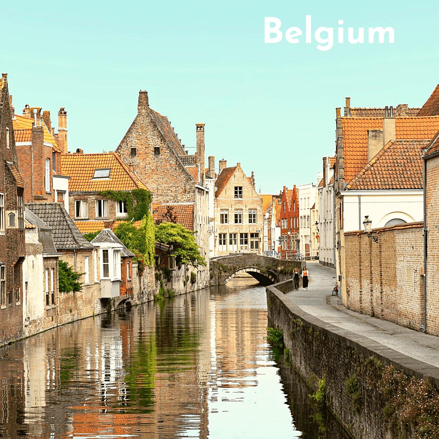 Belgium Bucket List