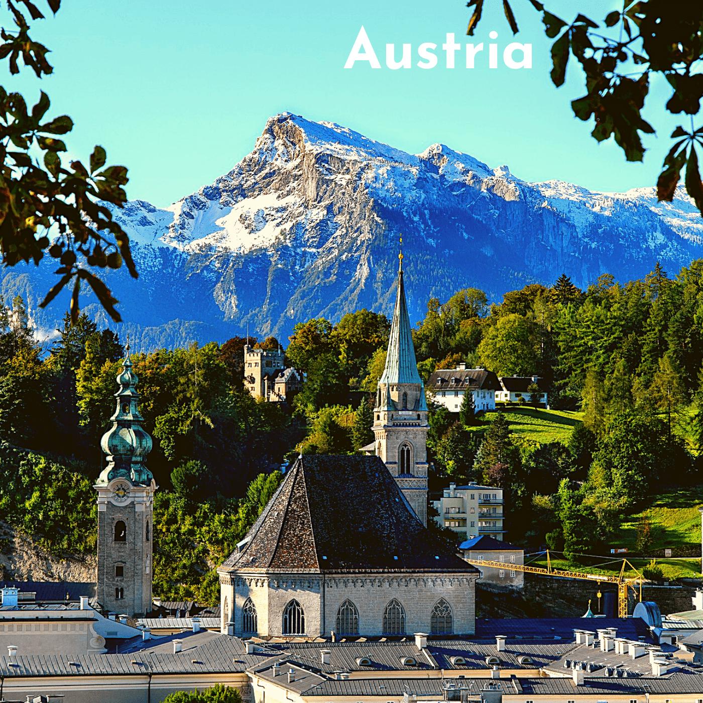 Austria Bucket List