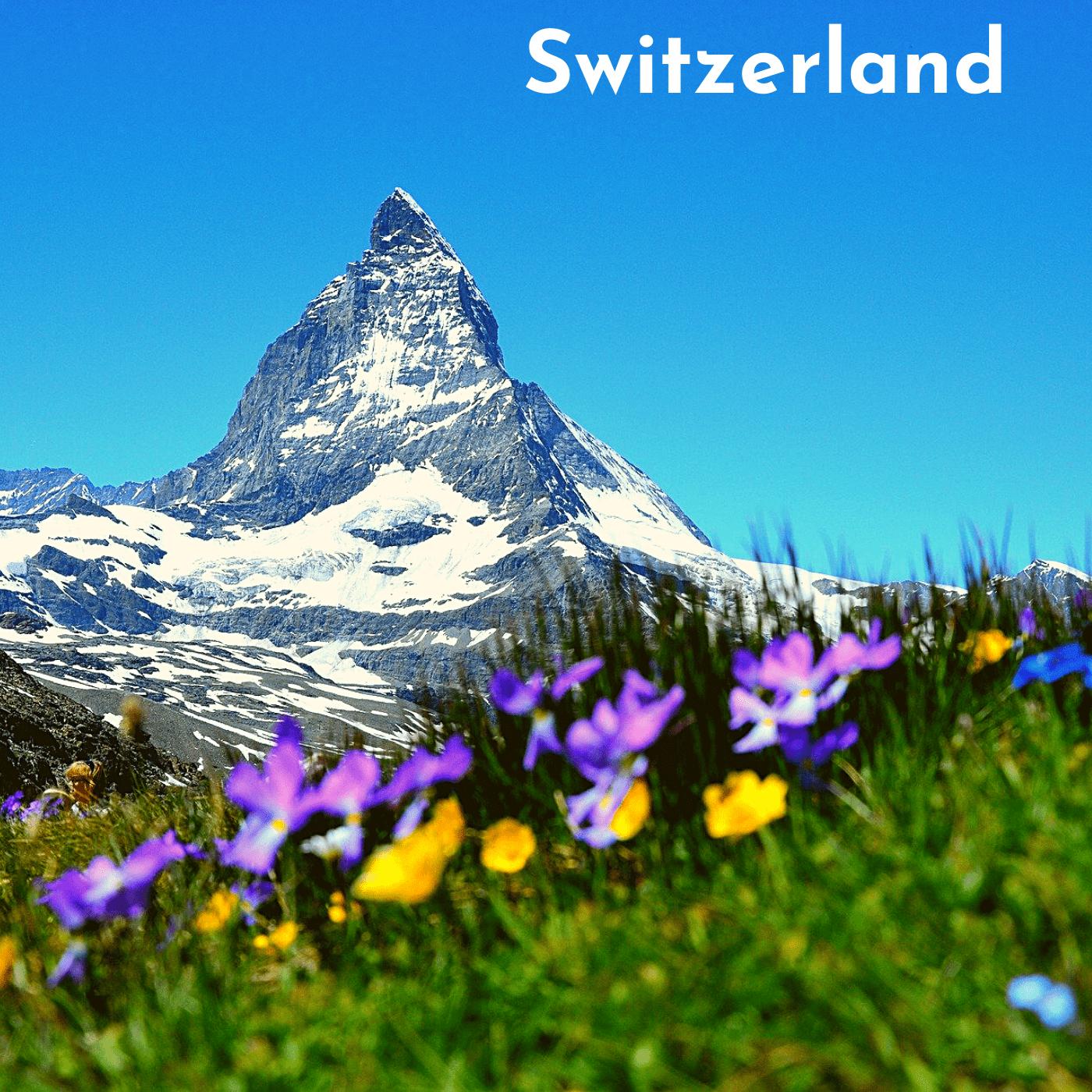 Switzerland Bucket List