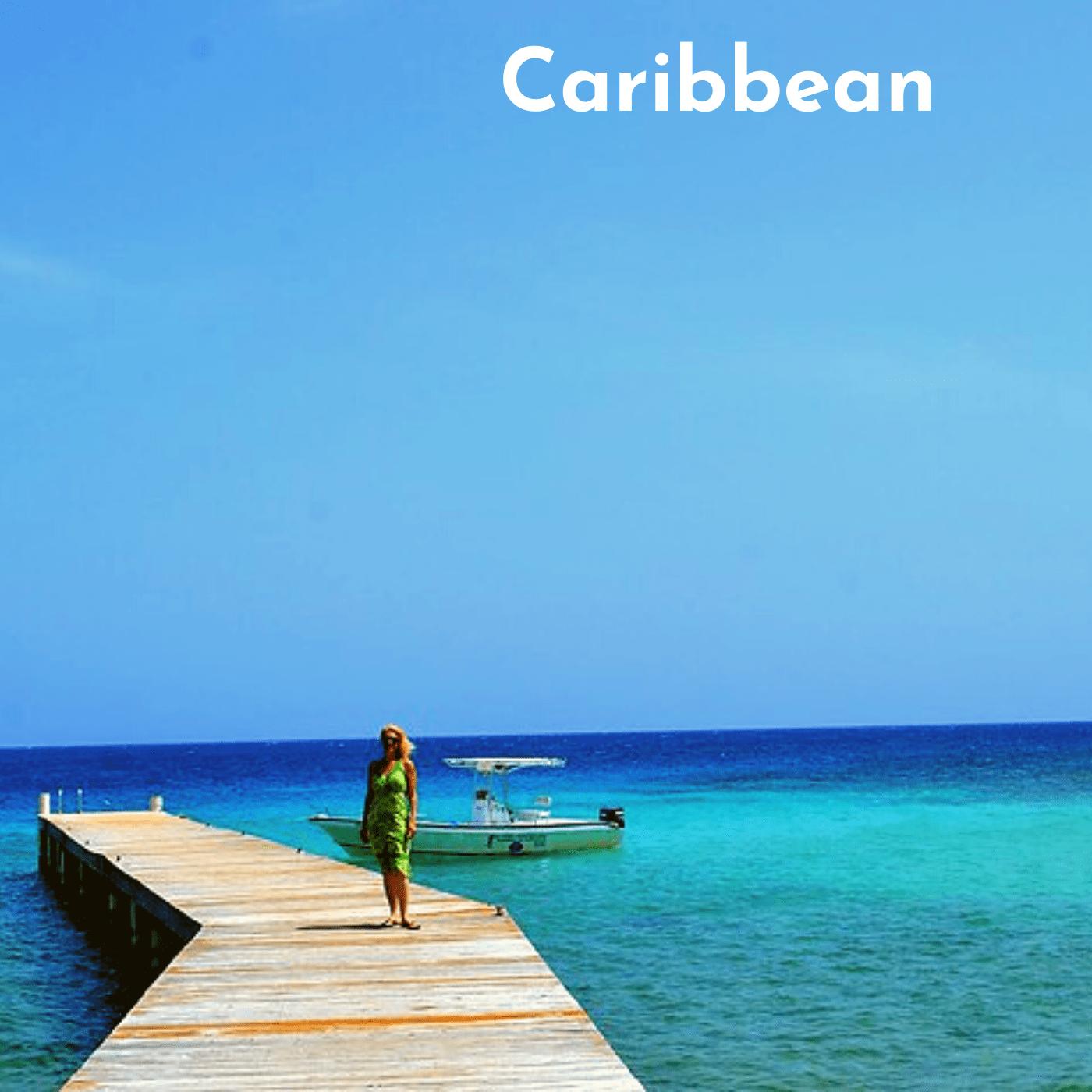 Caribbean travel bucket list