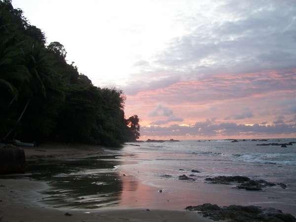 Beach Hopping in costa rica