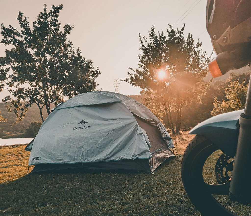 Motorcycle Backpacking: Everything You Need To Know