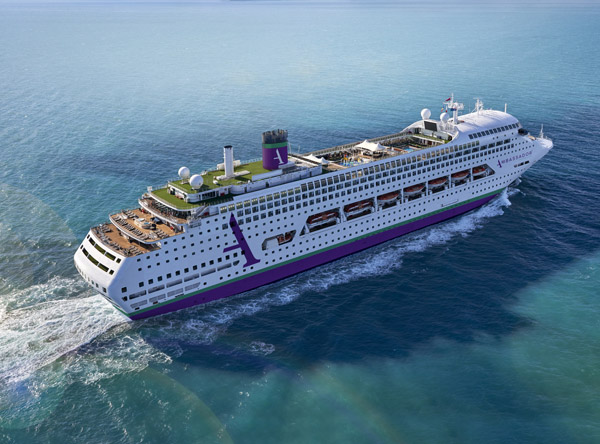 Ambassador Cruise Line Will Be Making Its Way To The Sea From UK